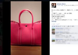 facebook写真