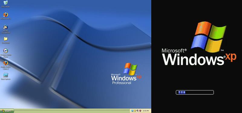 WindowsXPと個人情報保護法